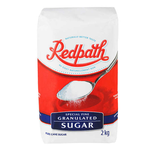 Redpath Special Fine Granulated Sugar 2 kg