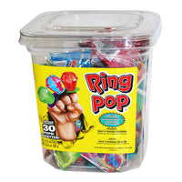 Ring Pop Varity Pack 30 × 14 g