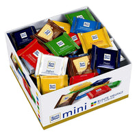 Ritter Sport Minis Chocolate Squares Variety Pack 84 × 17 g