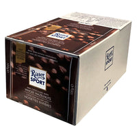 Ritter Sport Whole Hazelnut Chocolate Squares 10 × 100 g