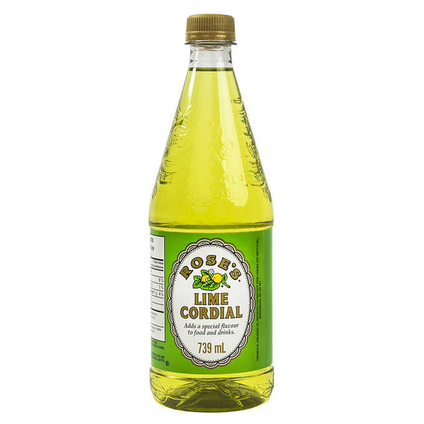 Rose's Lime Cordial 739 mL