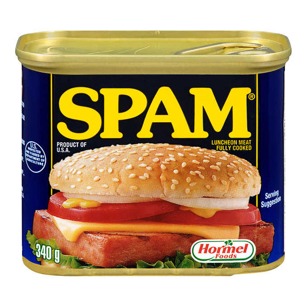 SPAM Luncheon Meat 3 × 340 g