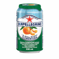 San Pellegrino Clementina Carbonated Beverage 330 mL