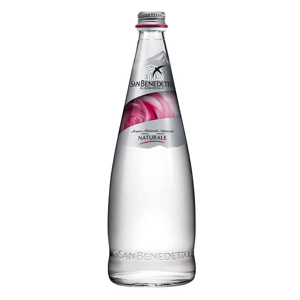 San Benedetto Natural Mineral Water 750 mL