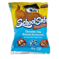 School Safe Chocolate Chip Cookies 50 g