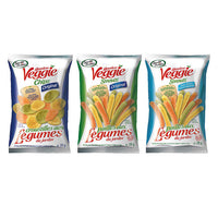 Sensible Portions Garden Veggie Straws Variety Pack 24 × 28 g