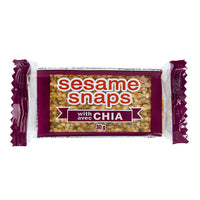 Sesame Snaps with Chia 30 g
