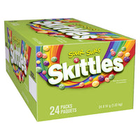 Skittles Sour Candy 24 × 51 g