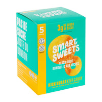 Smart Sweets Peach Rings Multi-pack Candy 5-count