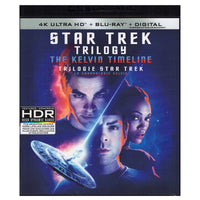 Star Trek Trilogy Collection 4K-UHD