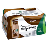 Starbucks Frappuccino Mocha Coffee Drink 15 × 281 mL