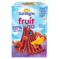 SunRype Fruit to Go 72 count