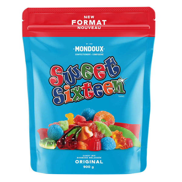 Sweet Sixteen Candy Mix 900 g