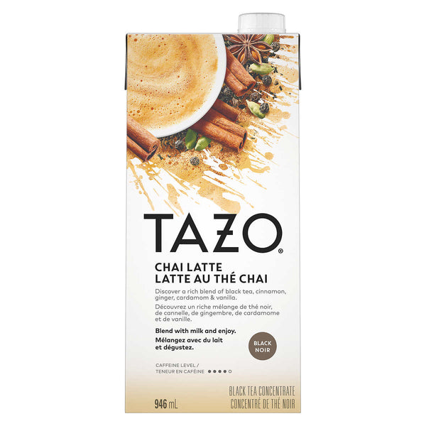 Tazo Chai Latte 946 mL adea tea