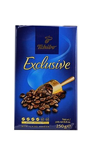 Tchibo Exclusive Coffee 250 g (8.8 oz)