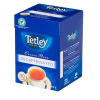 Tetley Orange Pekoe Decaf tea