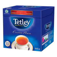 Tetley Tea, Orange Pekoe, 300 Tea Bags