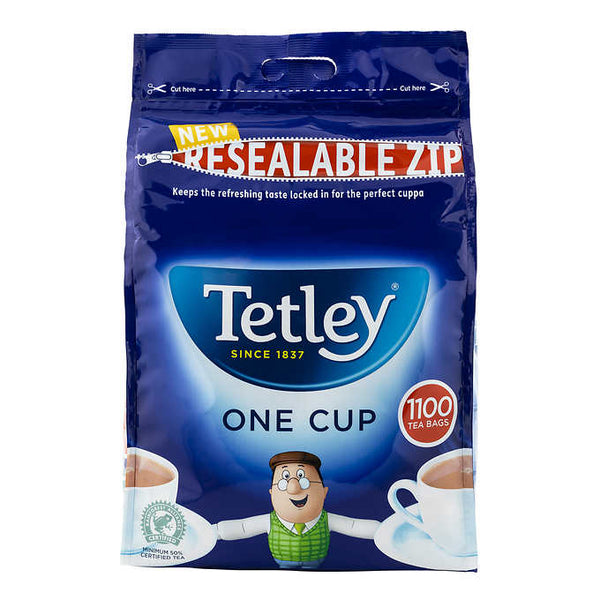 Tetley Orange Pekoe Tea Pack of 1,100