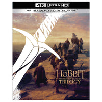 The Hobbit Motion Picture Trilogy Extended & Theatrical 4K-UHD adea movies
