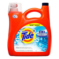 Tide OXI Advanced Power Liquid Laundry Detergent 81 wash loads