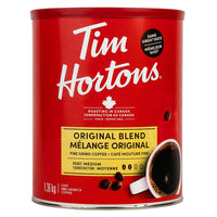 Tim Hortons Original Blend Fine Grind Coffee 1.36 kg
