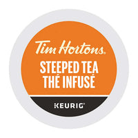 Tim Hortons Steeped Tea Single Serve Cups pod adea