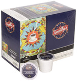 Timothy's World Coffee Pacific Island Blend Medium Roast Coffee, 24 K-Cup Pods
