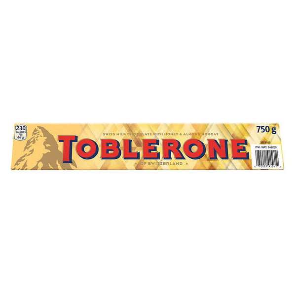 Toblerone Chocolate Bar 750 g
