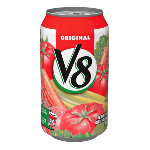 V8 Original Vegetable Cocktail 340 mL adea