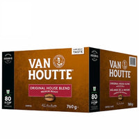 Van Houtte Original House Blend Medium Roast Coffee 80 K-Cup Pods