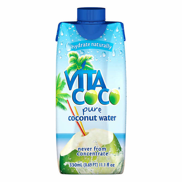 Vita Coco, Pure Coconut Water 330 mL