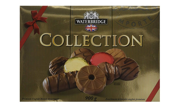 Waterbridge Biscuit Assortment, 900g