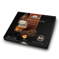 Waterbridge Connoisseur Brandy Bean Dark Chocolate Carton 800g