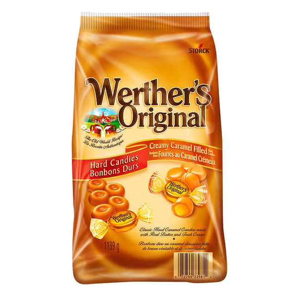 Werther's Original Hard Candies 1,139 g