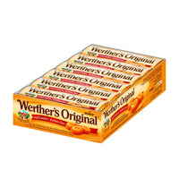 Werther's Original Hard Candy Rolls 12 × 50 g