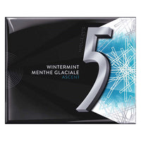 Wrigley's 5 Ascent Escalating Wintermint Gum packs of 15