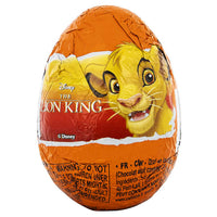 Zaini Lion King Chocolate Eggs 20 g