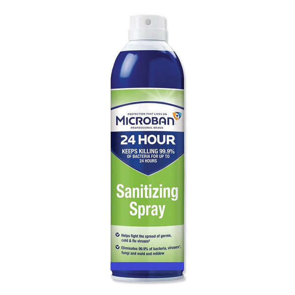 MICROBAN 24 Sanitizing Spray, 425 g
