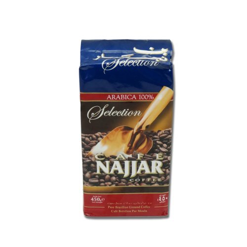 Najjar Classic Turkish-style ground coffee 450g adea coffee