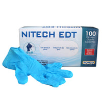Ronco Nitech, Examination Gloves, pack of 100