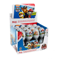 Zaini Paw Patrol Chocolate Eggs 24 x 20 g
