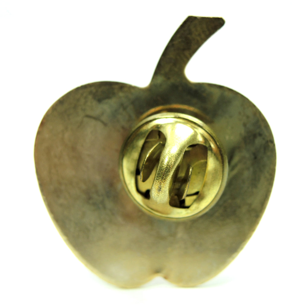 McDonald's Teacher Apple Lapel Pin - Fazoom