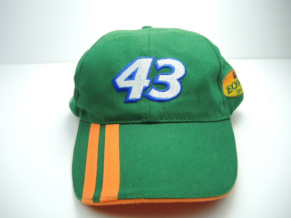NASCAR Richard Petty Motorsports 43 Operation Homefront Adjustable Strapback Hat - fazoom
