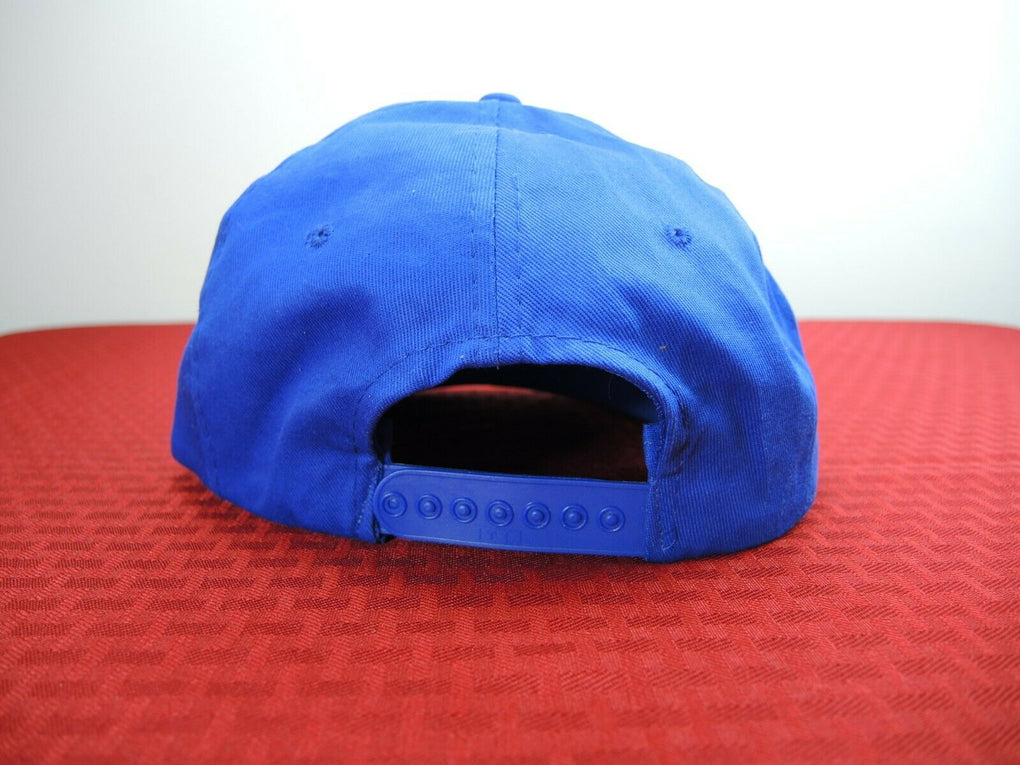 Indianapolis Water Company Blue Rope Adjustable Snapback Hat Cap Indy - Fazoom
