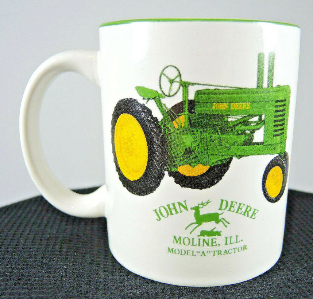 John Deere Tractor Cup Coffee Mug Licensed Product Model