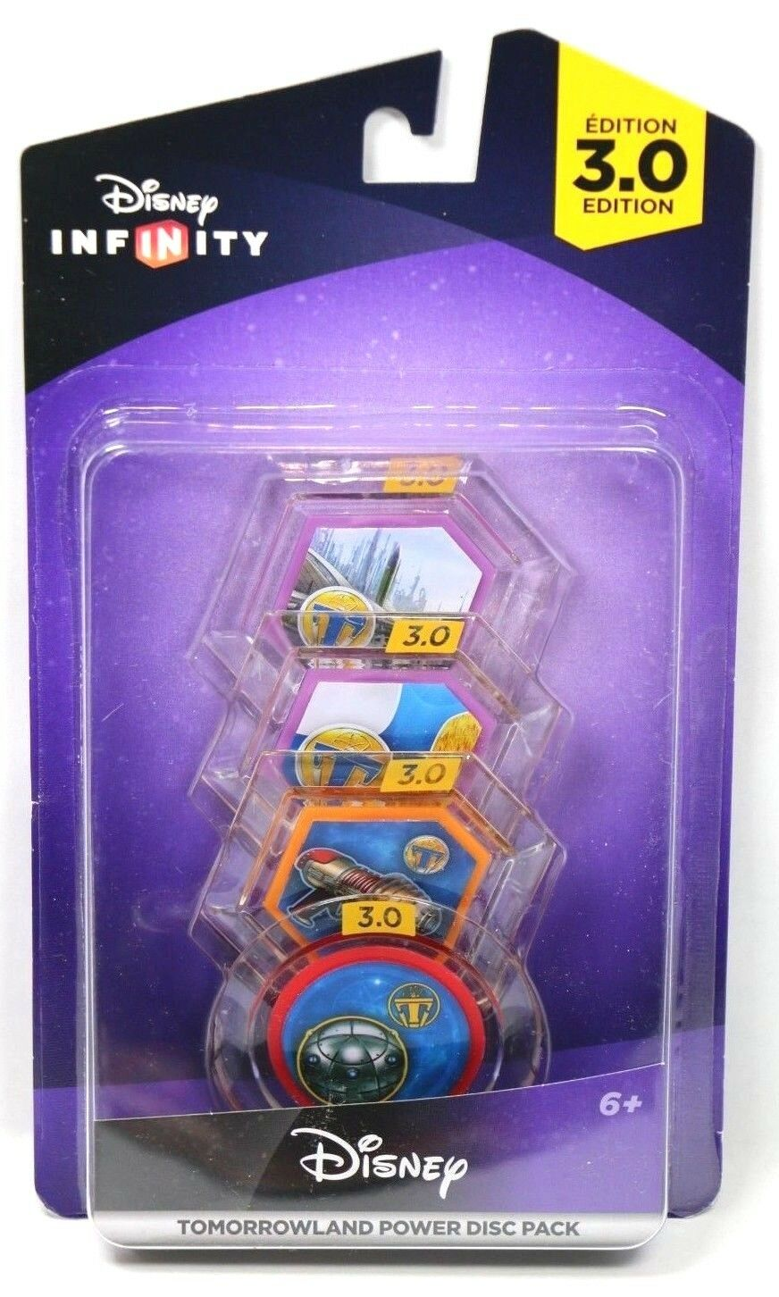 Disney Infinity 3.0 TOMORROWLAND Power Disc Pack - Fazoom