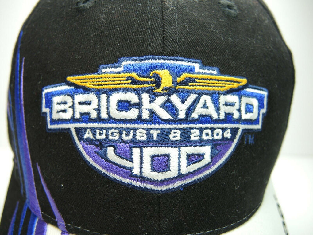 Brickyard 400 Indianapolis 2004 NASCAR IMS Racing Hat Cap Strapback Main Gate - Fazoom