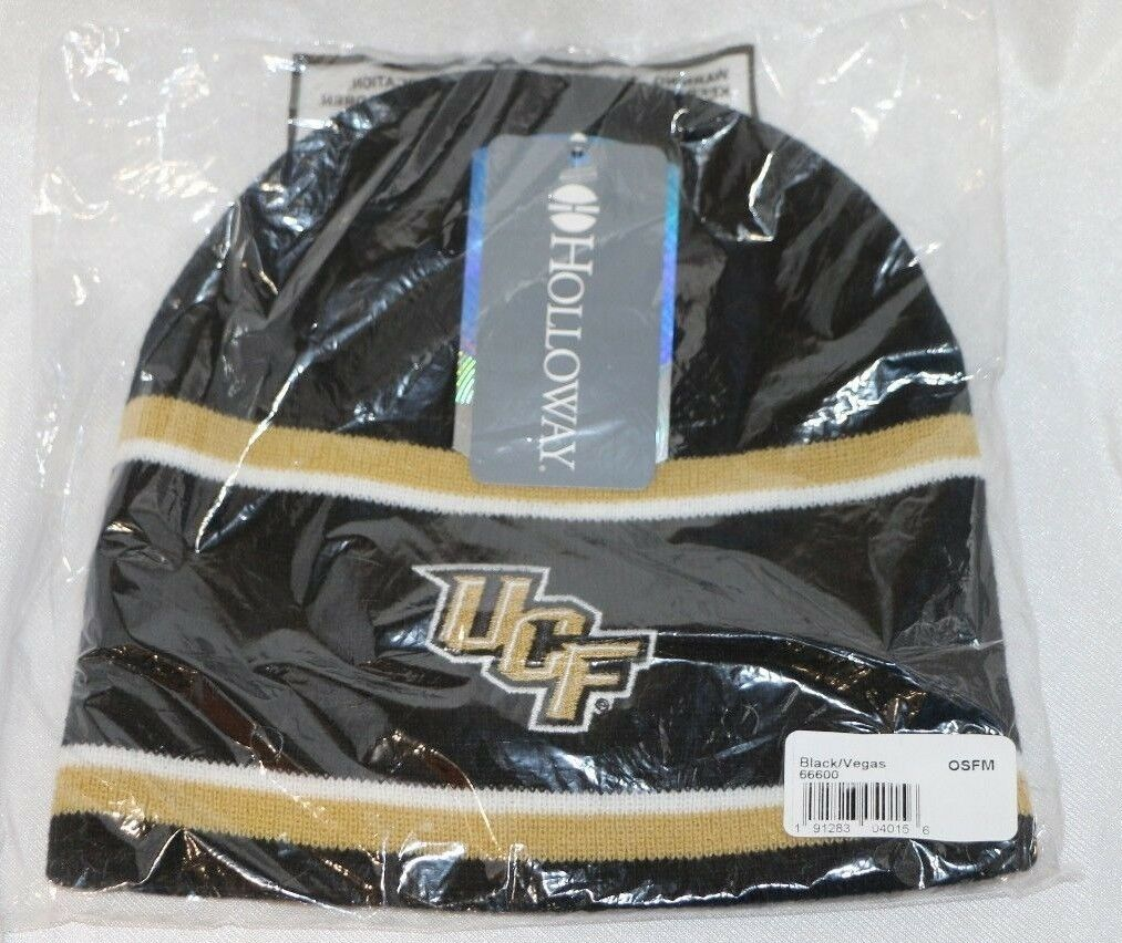 Central Florida Golden Knights NCAA Engager Stocking Hat Beanie One Size - fazoom