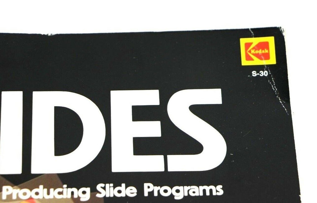 Planning And Producing Slide Programs: Kodak Publication No. S-30 - Fazoom