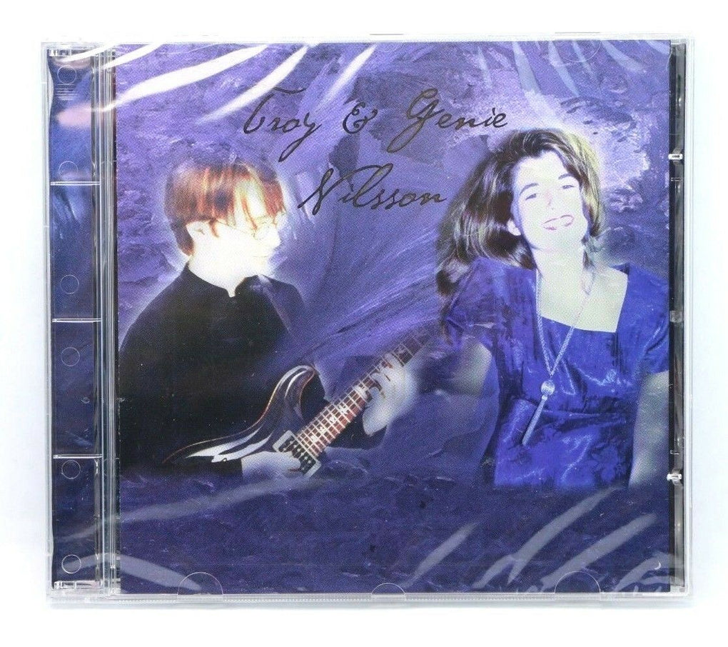 Troy and Genie Nilsson CD ~ 1997 ~ Sacred Sky Songs ~ Christian Music - Fazoom
